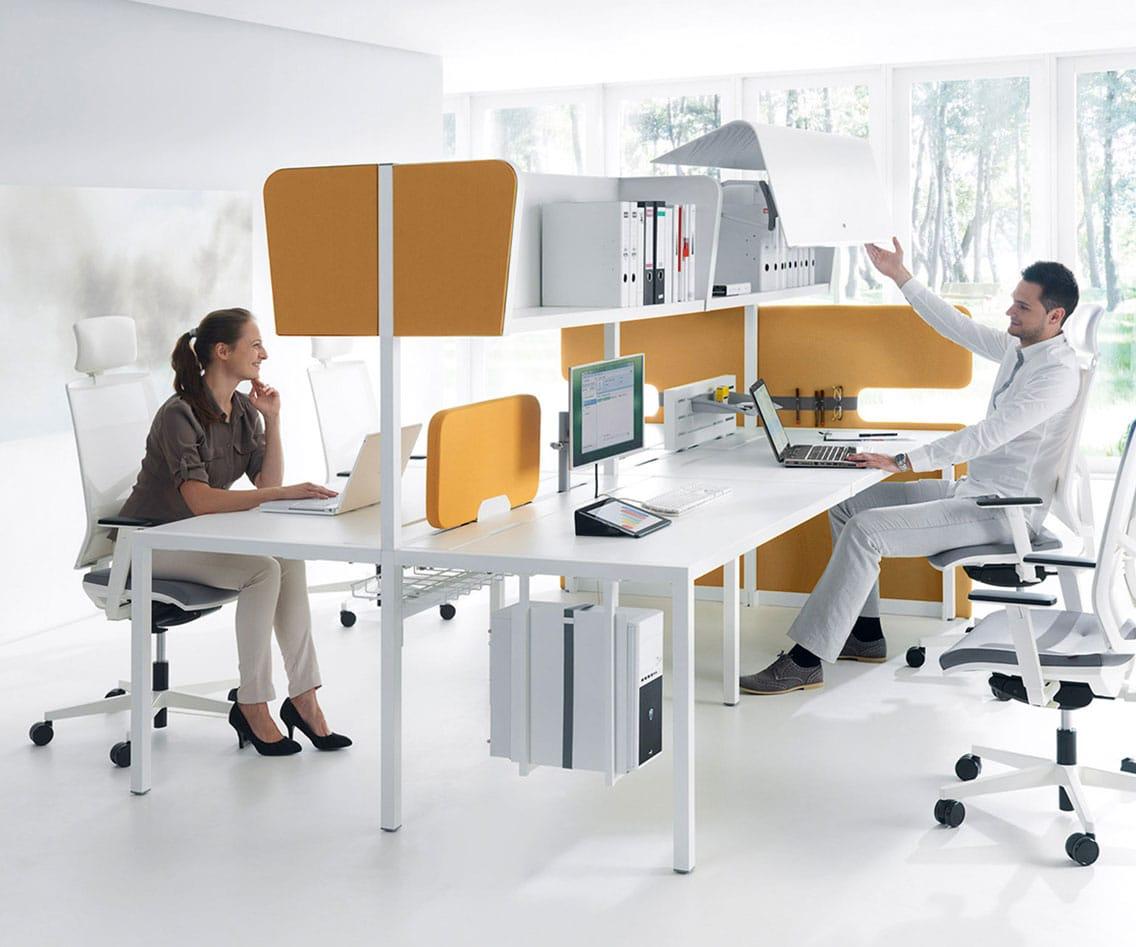 Futuro compacte werkplek