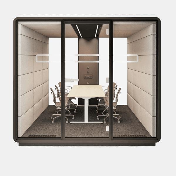 Mikomax-Hush-Large-mobiele-akoestische-vergaderruimte-vergader-cabine-pod-unit-booth-31