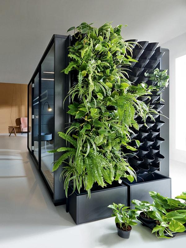 Mikomax-hush-GREEN-WALL-groene-wand-muur